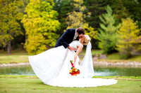 Genny & Jonathan at Guyan Golf and Country Club in Huntington, WV