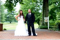 Kristin & Jeremy at Bellefonte Country Club in Kentucky